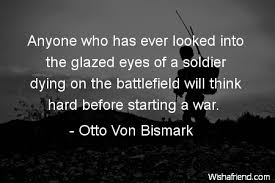 War Quotes via Relatably.com