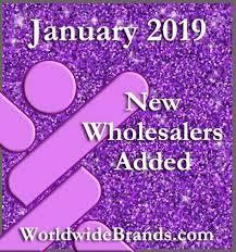January <b>2019</b> - Wholesale Suppliers Added - <b>Dropshipping</b> Blog ...