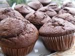 Шоколадный кекс с фото пошагово в формочках