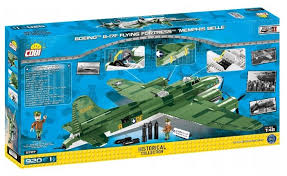 Купить <b>Конструктор Cobi</b> Small Army World War II 5707 Boeing B ...