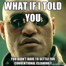 What if I told you You didn't have to settle for conventional ... via Relatably.com