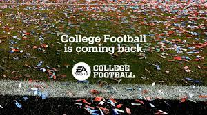 <b>Electronic Arts</b> & CLC to Bring Back College Football Video <b>Games</b>