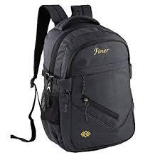 Finer <b>Backpack</b> for <b>Men Boys</b>| Casual School College Bags|bagpack ...