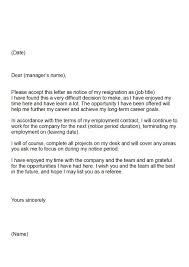 letter of resignation keeping your career on track letter of resignation extended