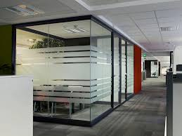 glass partitions glass systems office partition designs