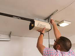 Image result for garage door opener installation
