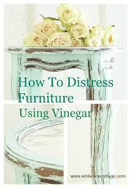 diy furniture restoration ideas. How To Distress Furniture With Vinegar Diy Restoration Ideas