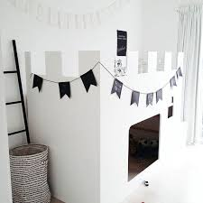 ikea white kids room completely white hack to turn ikea kura bed into a play castle for a m