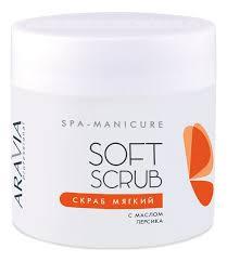 Купить <b>скраб мягкий с</b> маслом персика Professional Soft-Scrub ...