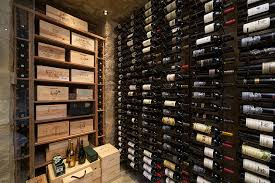 how much does it cost to build a wine cellar mahogany wine cellars traditional wine cellar
