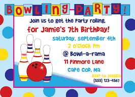 printable bowling birthday party invitations com printable bowling birthday invitation templates 1