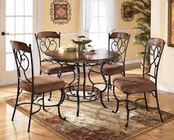 ashley furniture kitchen tables: nola round table dinette set by dining rooms outlet nola round table