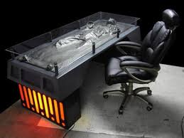 star wars inspired desk table awesome office desks