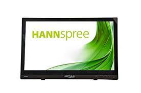 HANNspree HT161HNB 15.6-Inch Multi-<b>Touch Screen HDMI</b> Hard ...