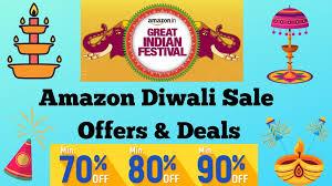 Amazon Diwali <b>Sale 2021</b> Offers & Dates: November <b>2021</b> {Upto <b>80</b> ...