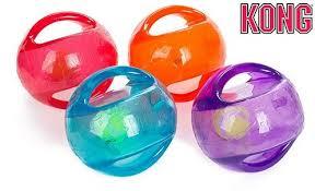 <b>KONG игрушка</b> для собак Джумблер Мячик 14 см средние и ...