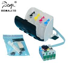 1 Set <b>T220</b> T2201 Ciss Continuous Ink Supply System For Epson ...