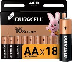- Купить <b>AA Батарейка</b> DURACELL Basic LR6-18BL MN1500 в ...