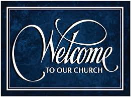 Image result for welcome to our church