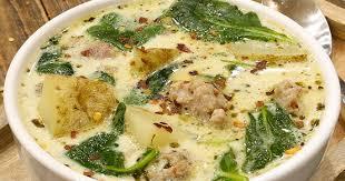 <b>Olive</b> Garden Copycat Instant Pot Zuppa Toscana
