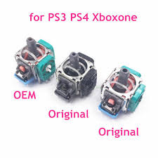 E house <b>100pcs</b> OEM <b>3D Analog</b> Joystick Sensor Module ...