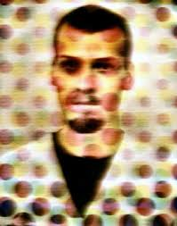 Portrait of Sigmar Polke by Jan de Groot. with Chris Ofili, Thomas Struth, Sophie Calle, ... - Sigmar%2520Polke_small