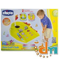 Игровой набор <b>Мини Гольф</b> Клуб <b>Chicco</b> 8225 купить в ...