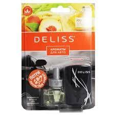 Купить Комплект освежающий для <b>автомобиля</b> «Deliss» - <b>Joy</b> ...