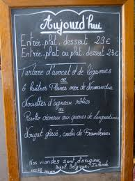 Image result for le menu