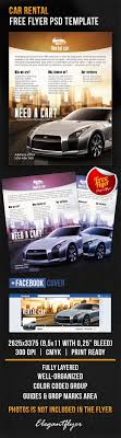 car rental flyer psd template facebook cover by car rental flyer psd template facebook cover