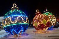 Перечень мест Самары, где смонтируют новогоднюю ...