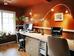 amazing modern home office home office wall mounted s track lighting fixtures for small modern home amazing small work office