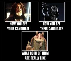 Funniest Star Wars Memes Inspired by Politics via Relatably.com