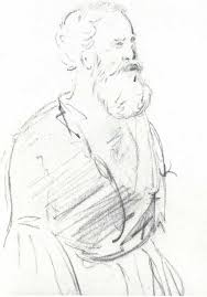 The Art of Leo Tolstoy: See His Drawings in the War & Peace ... via Relatably.com