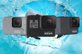 <b>Экшн</b>-<b>камеры GoPro HERO7 Black</b>, Silver и White / Видео ...