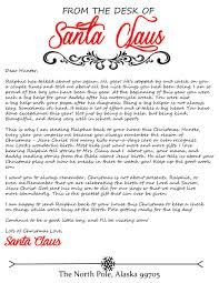 elf arrival letter for elf on the shelf honeysuckle footprints elf arrival letter 2016 from the desk of santa claus arrival letter jesus style
