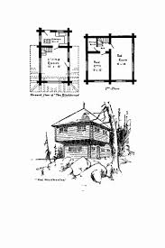 Free historic house plans and pictures of houses   Log Cabin Fort