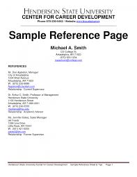 cover letter sample of resume reference page sample resume cover letter apa cover page format apa reference citation generator xsample of resume reference page large