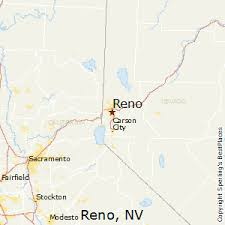 best places to live in reno nevada reno nevada map