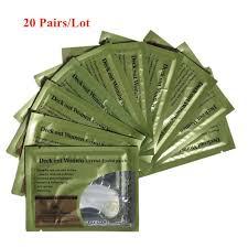 Online Shop [40pcs/lot] Deck Out Women Crystal Eyelid Patch Anti ...
