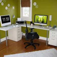 decorate small office green wall paint color for decorate small office design ideas home interior with beauteous modern home office interior ideas
