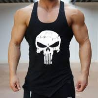 <b>Skull</b> Sleeveless Shirts Men Australia   New Featured <b>Skull</b> ...