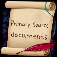 Primary source documents Infotopia