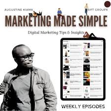 The Marketing Podcast - Digital Marketing tips and insights