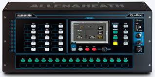 Купить <b>Цифровой микшер</b> ALLEN&HEATH QU-PAC с бесплатной ...