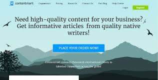best websites to lancing writing job for beginners contentmart is a popular lance writing website it offers only lance writing jobs that s why it is one of the best choices of editors and writers