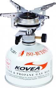 Газосварочная <b>горелка Kovea Hiker</b> Stove KB-0408 — купить в ...