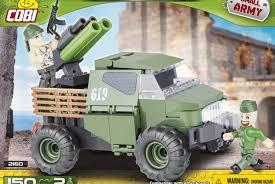 <b>Конструктор COBI Армейский</b> пикап Armored Pickup Truck 4WD ...