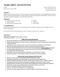 FHA Short Sale Negotiator Resume Example  Bank Of America     LiveCareer