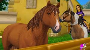 Buying New <b>Curly</b> Horses Let's Play <b>Star</b> Stable Online Horse Game ...